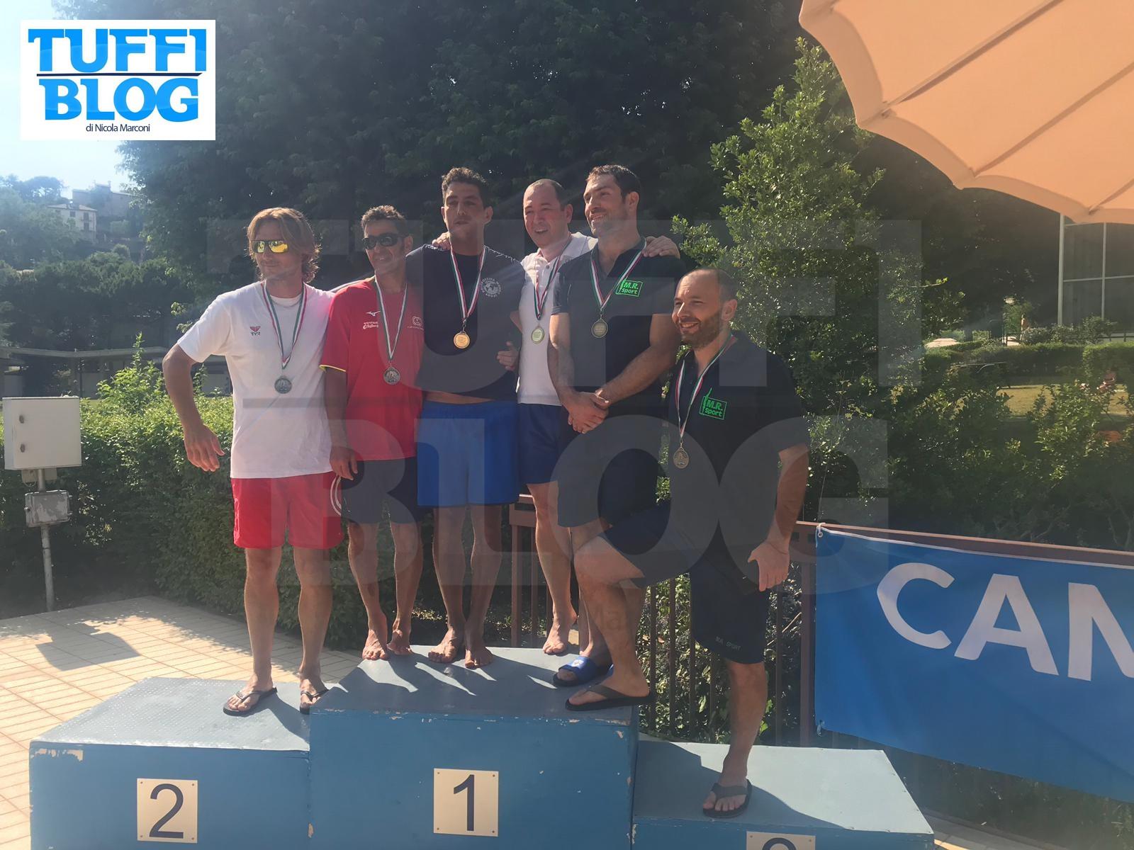 Campionati Italiani Master estivi: Bergamo – i risultati della prima giornata