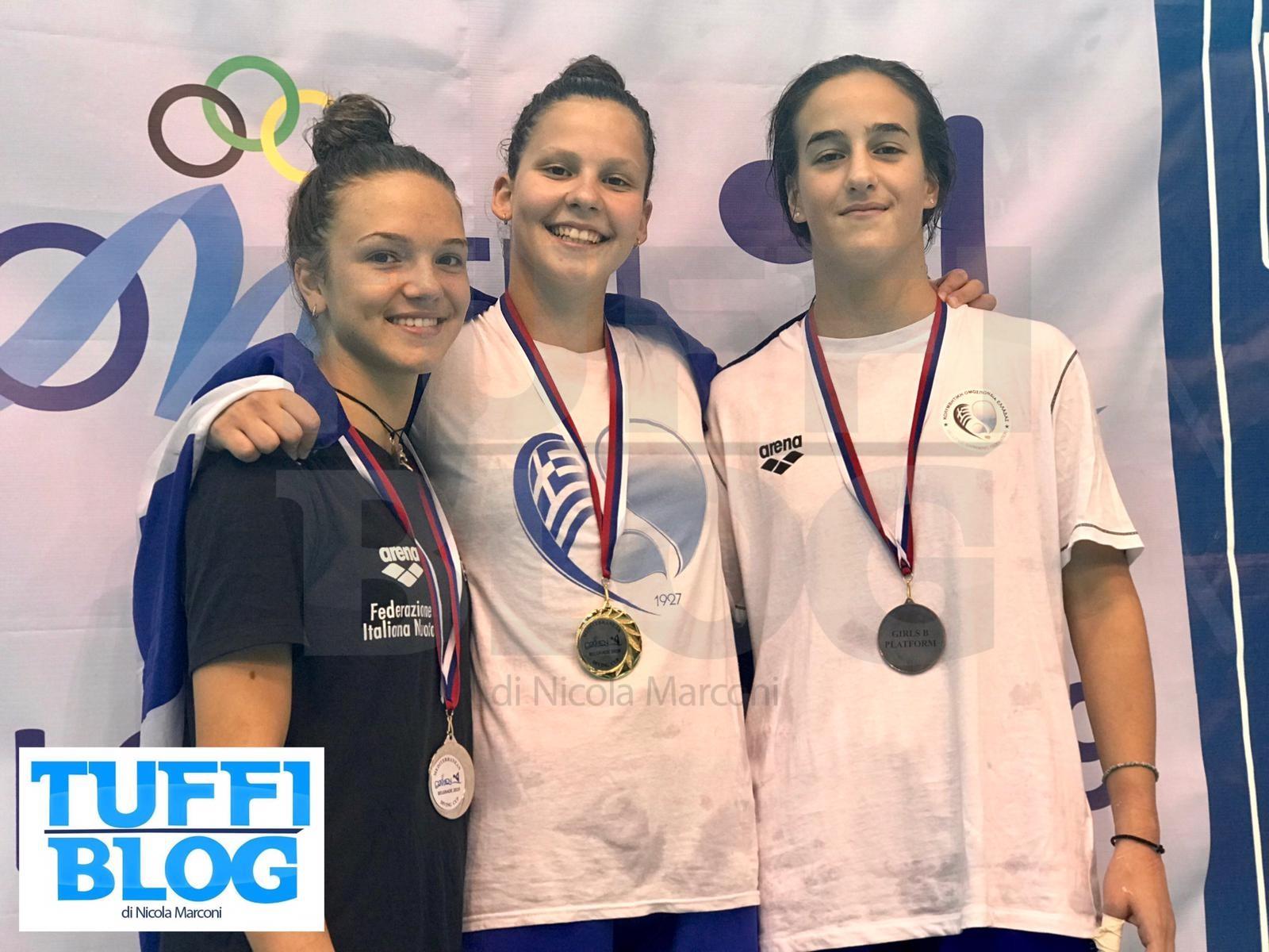 Mediterranean Cup: Belgrado - cresce ancora il bottino di medaglie azzurre