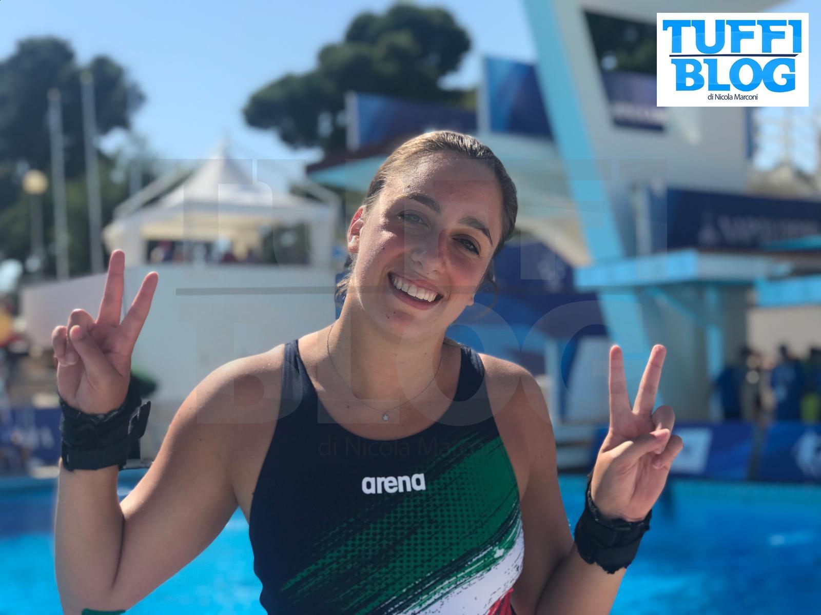 30ª Universiade: Napoli – 3a giornata, le altre finali: Pallotta ottava, Auber nono dopo il bronzo, Cosoli decimo
