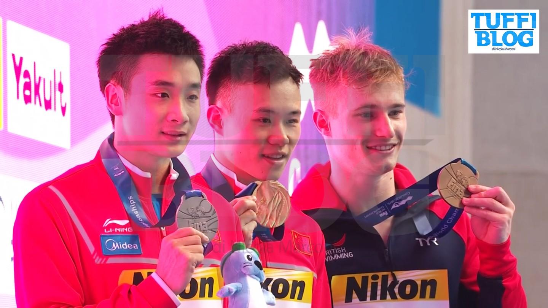 Campionati Mondiali: Gwangju - finale shock, Laugher perde l'oro all'ultimo tuffo!