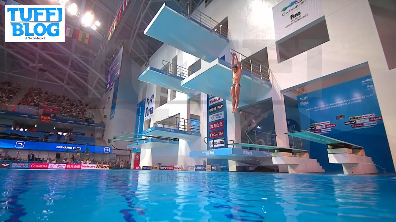 Campionati Mondiali: Gwangju – finale stellare dal metro, ma Giovanni Tocci è dodicesimo [video]