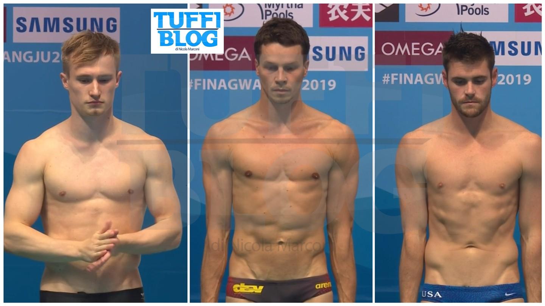"""Campionati Mondiali: Gwangju – assegnati i pass olimpici da 3 metri, i """"big"""" ci sono"""