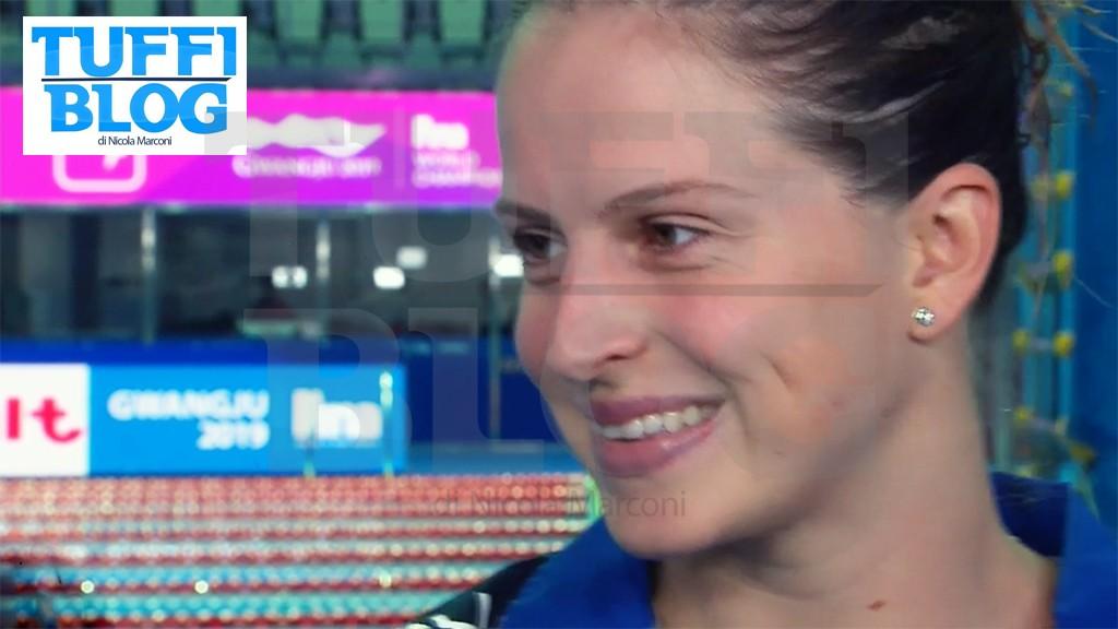 Campionati Mondiali: Gwangju – Noemi Batki conquista le World Series, ottavo posto in finale!