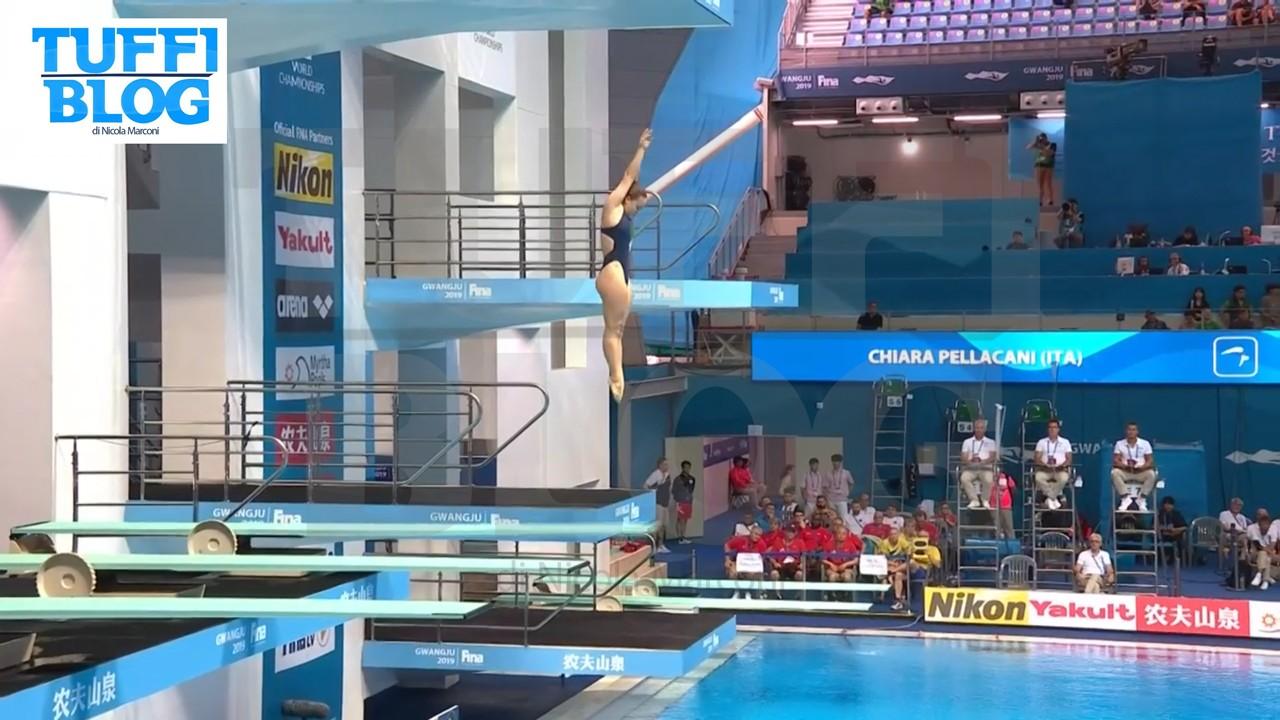 Campionati Mondiali: Gwangju – Pellacani a un passo dall'impresa, ma il pass olimpico è rimandato