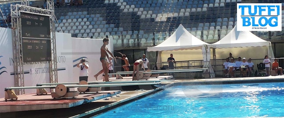 Roma Junior Diving Cup: il programma gare e tutte le informazioni!