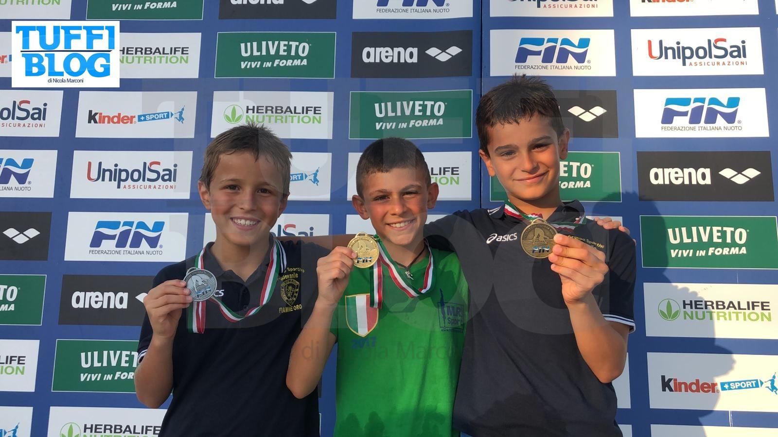 Finale Trofeo Giovanissimi C2/C3: i risultati delle gare del sabato!