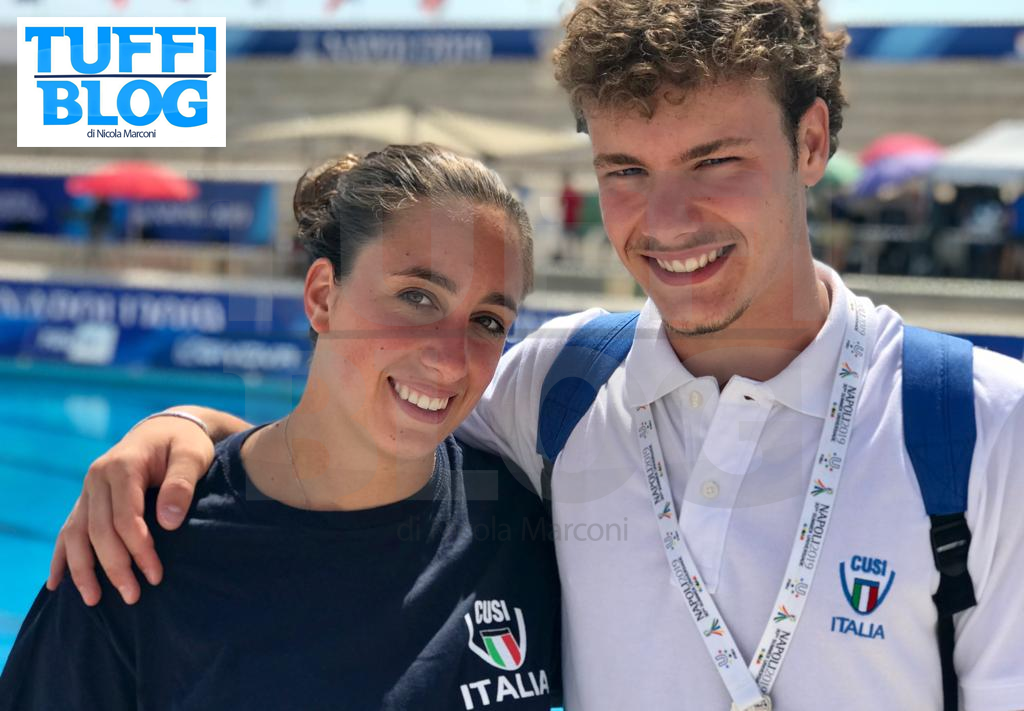 30ª Universiade: Napoli – 7a e ultima giornata, nona l'Italia del Team Event