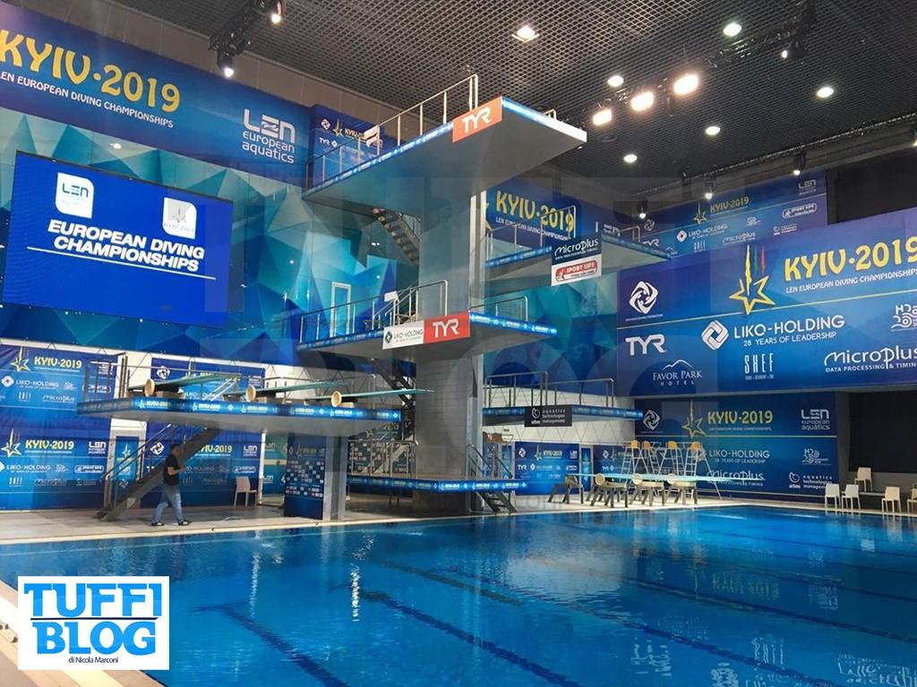 Campionati Europei: Kyiv - Tutte le novità sul Team Event, ecco la nuova squadra italiana!