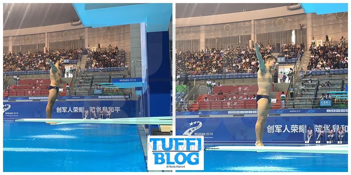 Campionati Mondiali Militari: Wuhan – Rinaldi, Cristofori e Jodoin in finale, Auber out