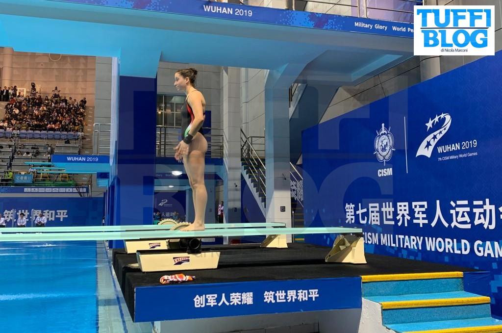 Campionati Mondiali Militari: Wuhan – Jodoin nona da 1 metro, Ilinykh sfiora l'impresa