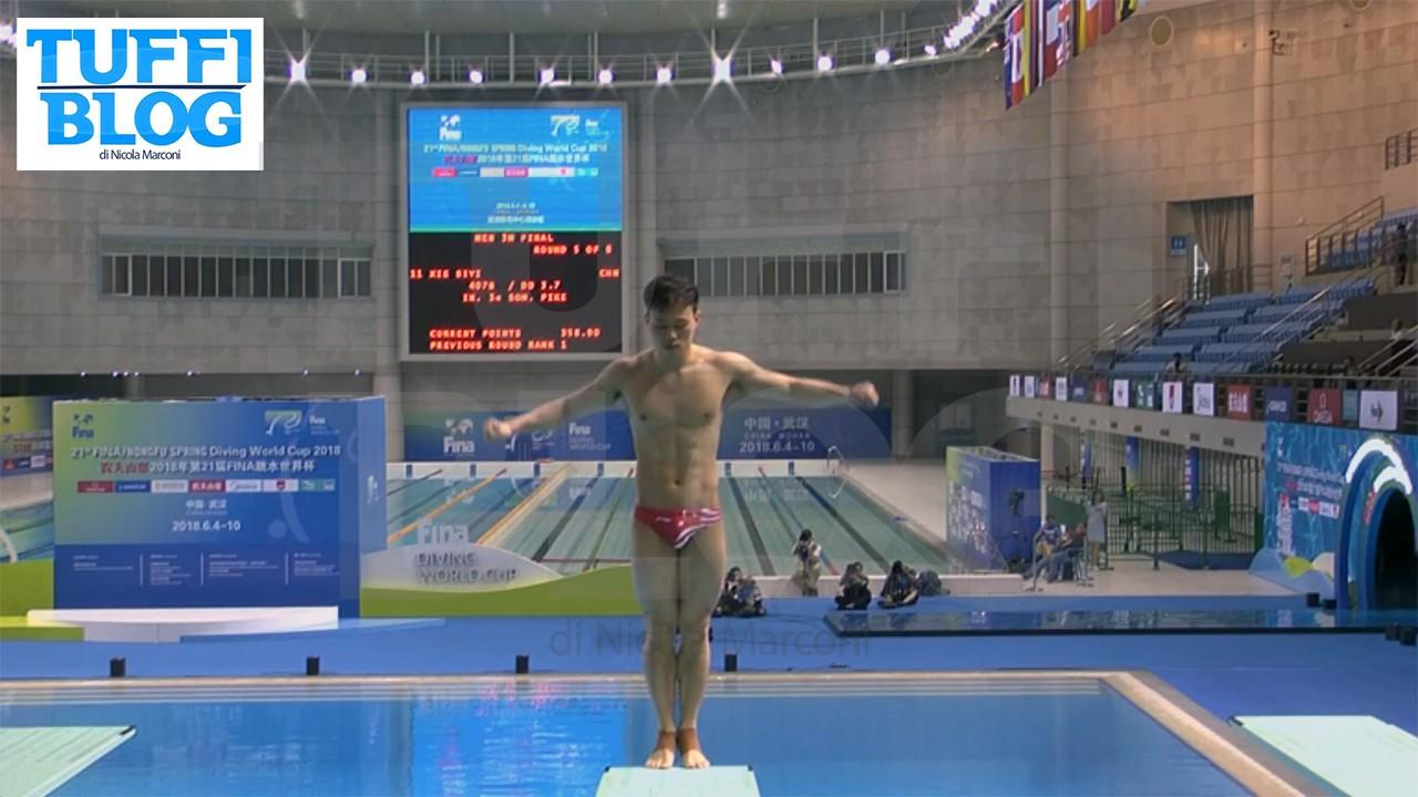 Campionati Mondiali Militari: Wuhan – tutti i partecipanti delle gare di tuffi! (aggiornato)