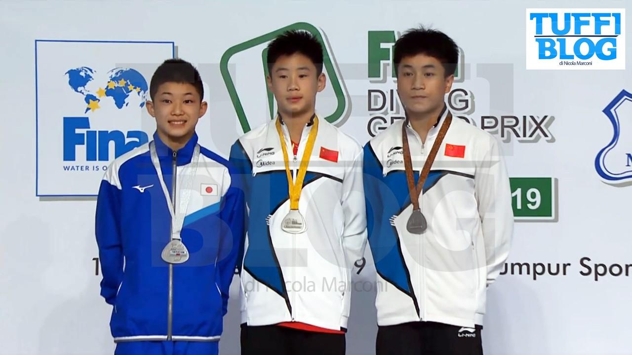 FINA Diving Grand Prix: Kuala Lumpur – testa a testa tra Cina e Malaysia, tutti i risultati delle gare del weekend!