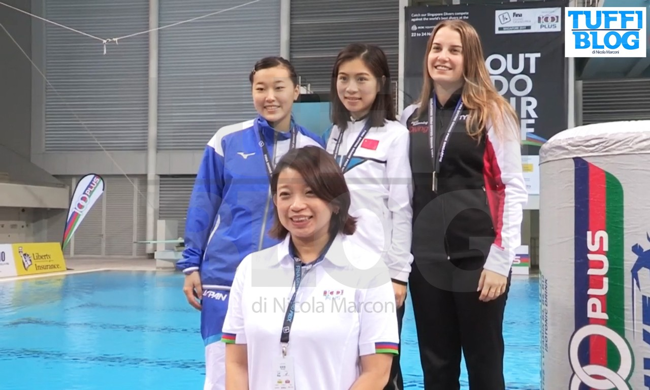 FINA Diving Grand Prix: Singapore - i risultati del weekend di gare, Marsaglia può sperare