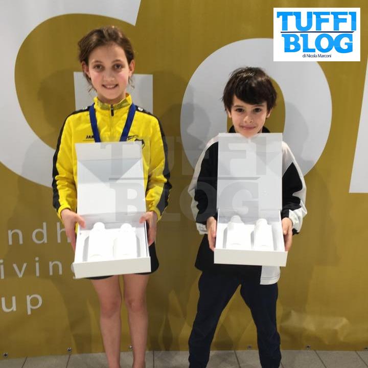 Eindhoven Diving Cup: weekend in Olanda per la squadra giovanile Dibiasi, tutti i risultati