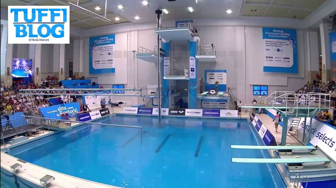FINA Diving GP: Rostock - il programma gare e come seguirle in streaming