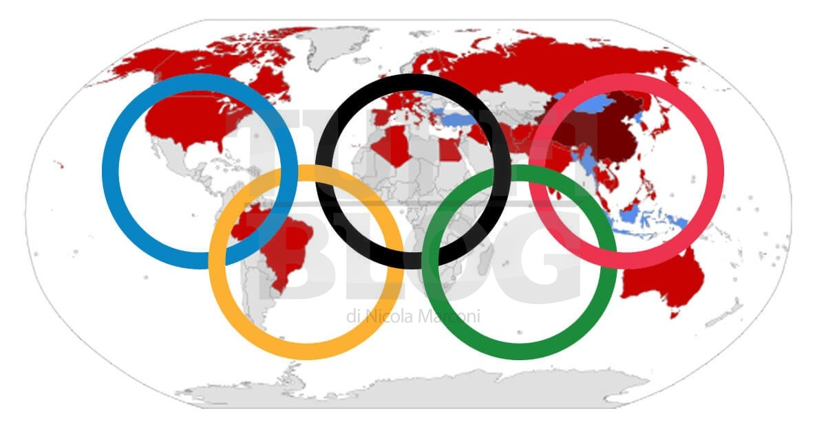 NewSplash: Il CIO, il COVID e il ritiro di Canada e Australia dai Giochi Olimpici!