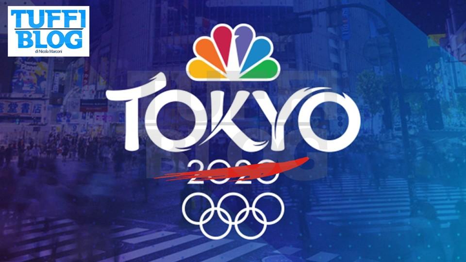NewSplash: Giappone e CIO si arrendono, le Olimpiadi di Tokyo 2020 ufficialmente rinviate!