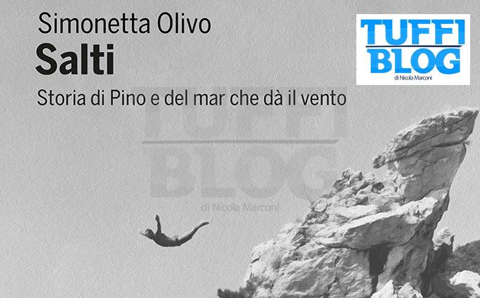 Salti: Storia di Pino e del mar che dà il vento.