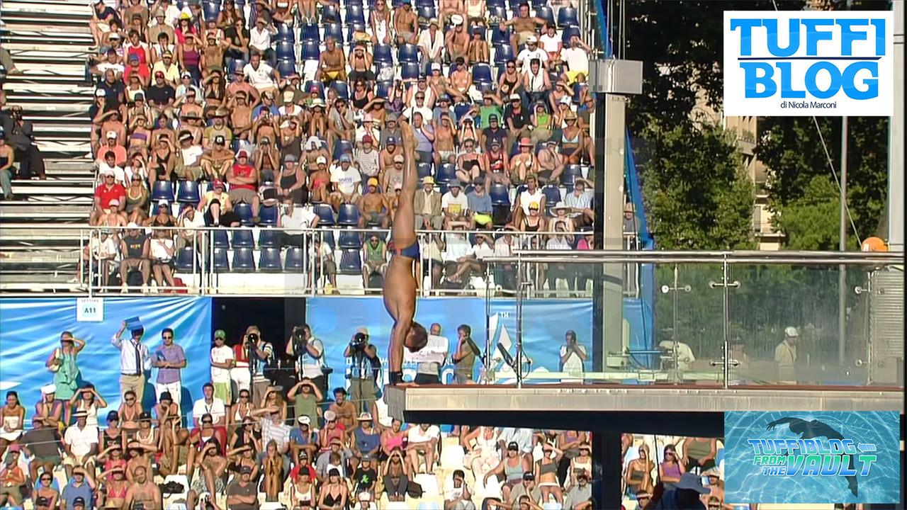 TuffiBlog - From the Vault: grandi tuffi dal passato anche da FINA e Comitato Olimpico!
