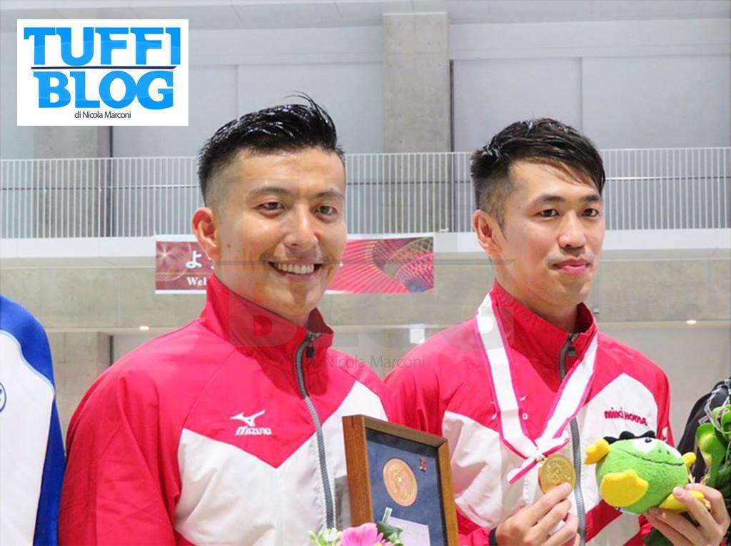 NewSplash: Terauchi ufficialmente qualificato, è la sua sesta Olimpiade!