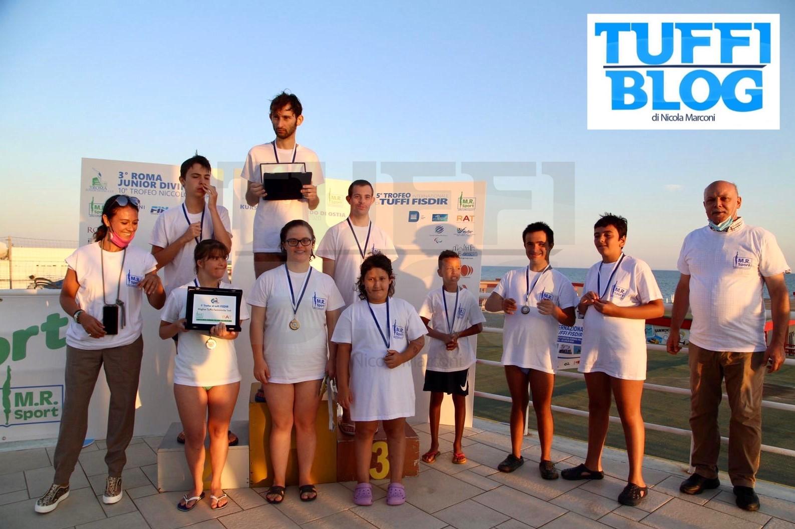 Roma Junior Diving Cup 2020: i risultati della prima giornata