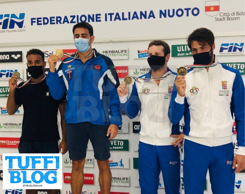 Assoluti Estivi Open 2020: le finali della seconda giornata, oro per Bertocchi e Jodoin Di Maria, bis Tocci