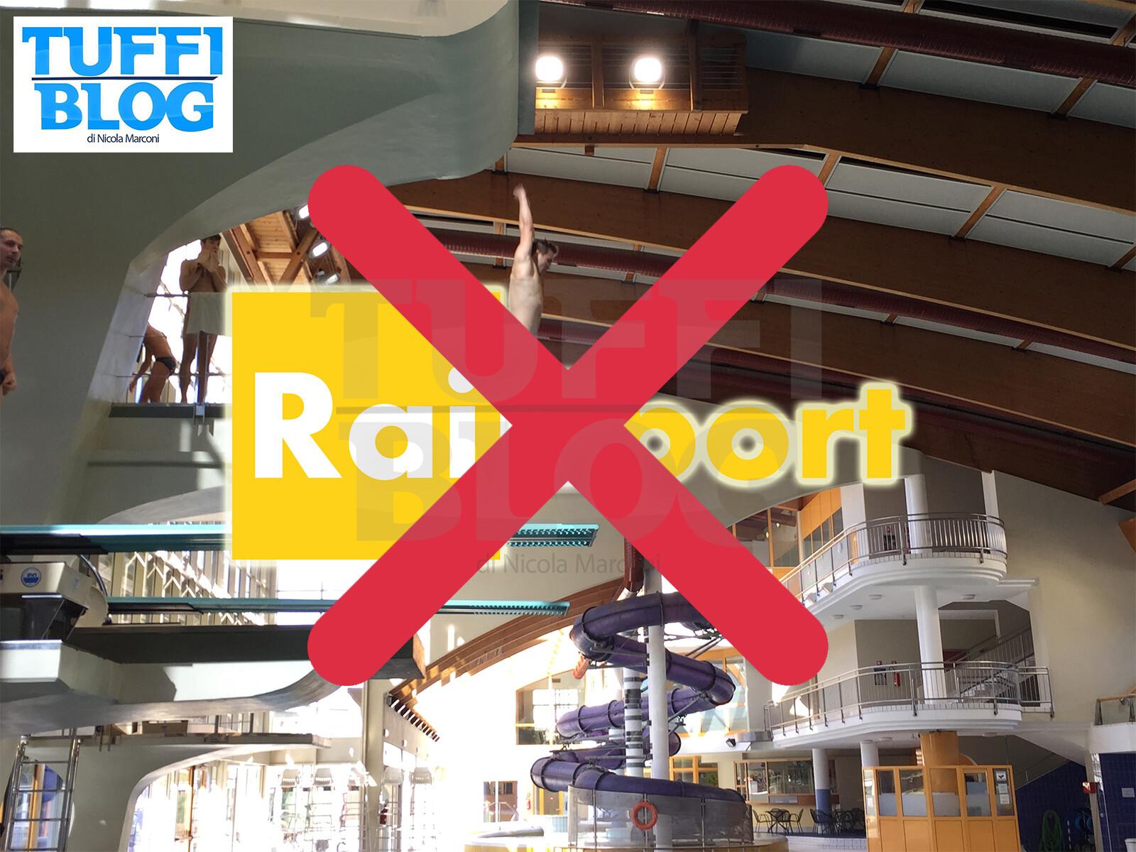 NewSplash: clamoroso, il canale TV Rai Sport rischia la chiusura!