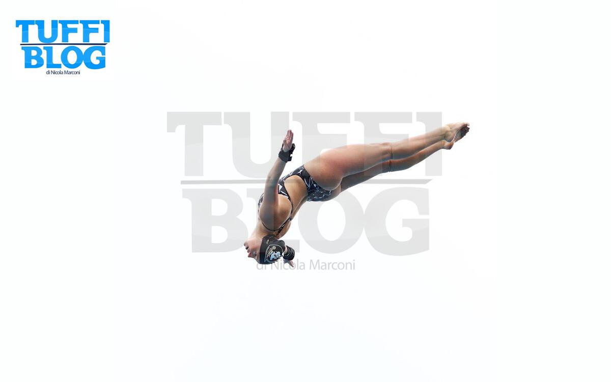 I video di TuffiBlog: Molly Carlson ci mostra cosa si prova a tuffarsi da 20 metri!